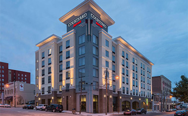 Courtyard by Marriott Wilmington/Downtown