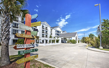 Hampton Inn & Suites Crystal Coast/Atlantic Beach