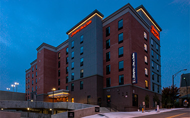 Hampton Inn & Suites Winston-Salem/Downtown