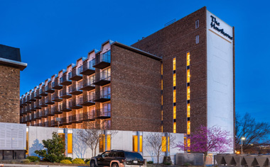 Hawtorne Inn & Conference Center Winston-Salem/Downtown