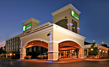 Holiday Inn Express Winston-Salem/Downtown West