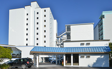 Sea Horn Inn & Suites Myrtle Beach/Oceanfront